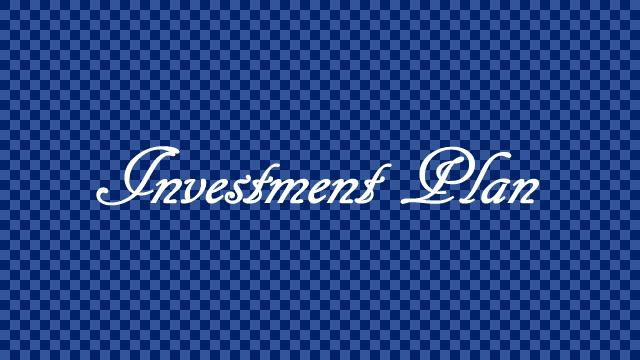 投資方針書のイメージ