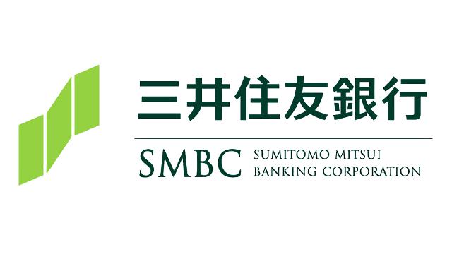三井住友銀行のロゴのイメージ
