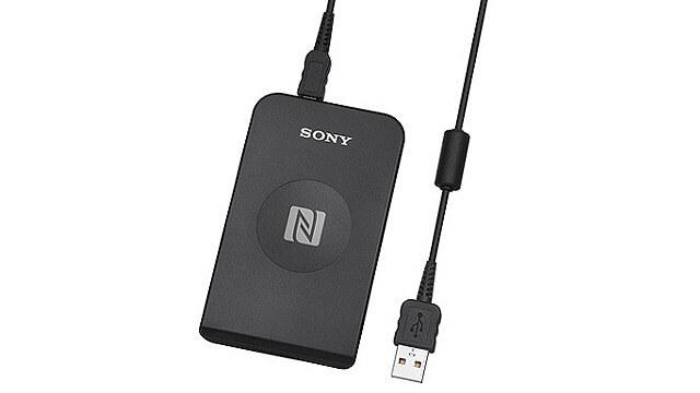 SONY ソニー PaSoRi パソリ NFC/FeliCa対応非接触ICカードリーダーライター USB接続 RC-S380