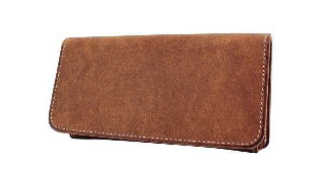 財布の中のカードを整理する