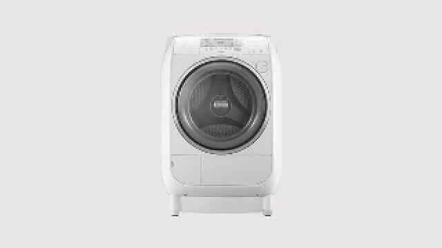 今月末に洗濯乾燥機の減価償却が終わります