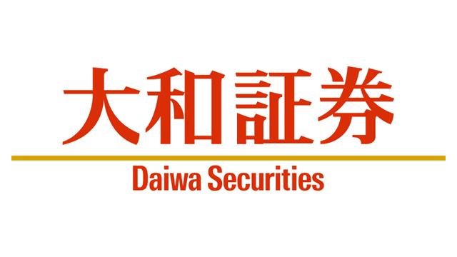 大和証券のロゴ