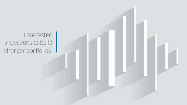 JPモルガンAMが57アセットクラスの長期予想レポートを発表