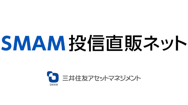 SMAM投信直販ネットのロゴのイメージ