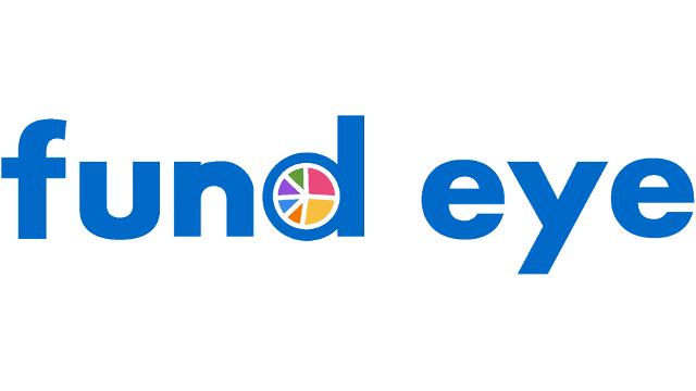 SMBC日興証券のfund eye(ファンドアイ)のロゴのイメージ