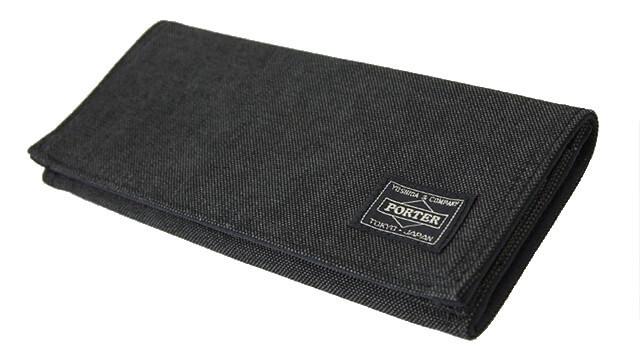 PORTER/SMOKYウォレット(長札)の長財布のイメージ