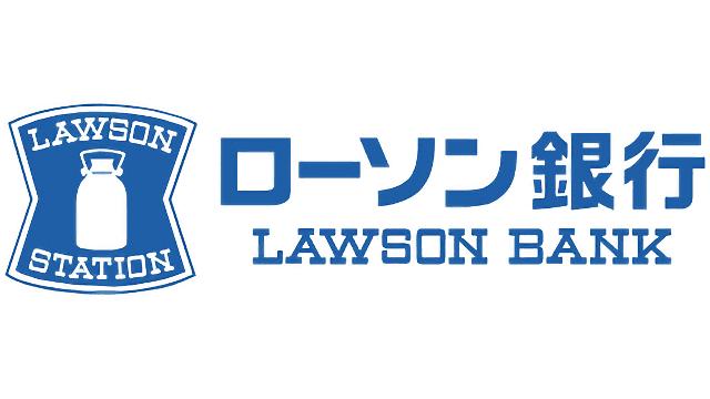 ローソン銀行のロゴ