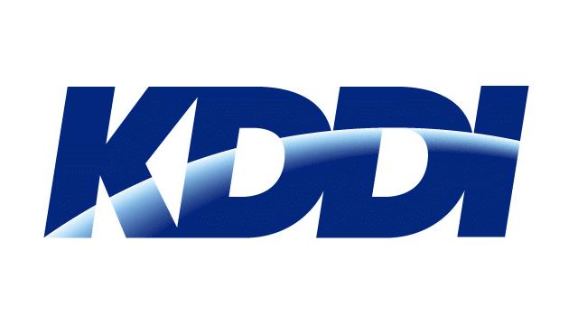 KDDIのロゴのイメージ